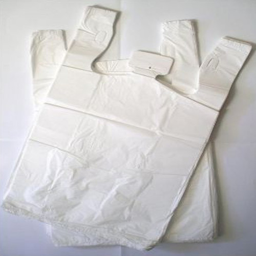 Plastic T-Shirt Type Carry Bags