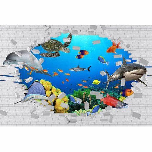 3d Aquarium Live Wallpaper: Aquarium 3d