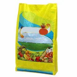10 Kg BOPP Laminated Bag