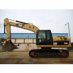 CAT Excavator Bucket Rental Service, Capacity: <5 Tons