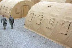 Quarantine Tent