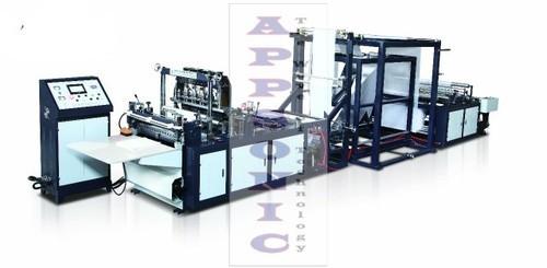 26120417a9b3 Ultrasonic PP Box Welding Machine Non Woven Bag Making Machine D Cut ...