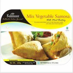 Mix Vegetables Samosa