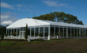 White Arch Roof Tent