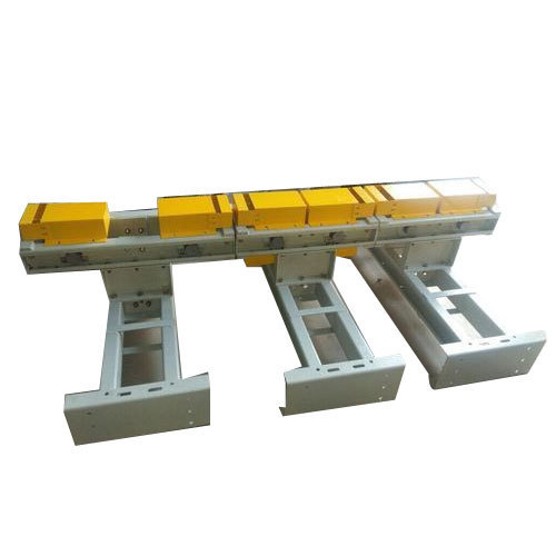 Lift Car Frame, Usage: Office Building, Mass Punching Systems ...