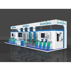 Customized Exhibition Stall Service