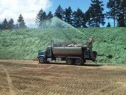 Hydroseeding Mulching Works