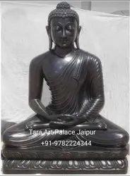 Buddha Black Statue