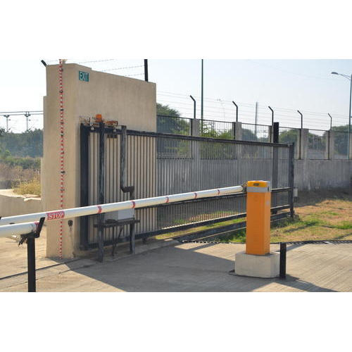 Road Barrier - Automatic Boom Barrier Manufacturer from Nagpur