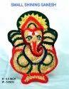 Vetiver Root Small Shining Ganesh Handicraft