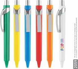 Mix Opac Plastic I Pen Ball Pen for Promotional, Model Name/Number: 2059