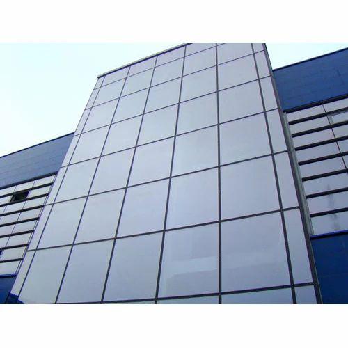 Light Industrial Construction Cost Per Square Foot: ACP Sheet, ACP Ceiling, Alomax Panel, Aluminum Composite