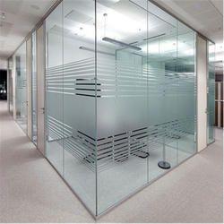 Saint Gobain Partition Glass, Shape: Rectangular