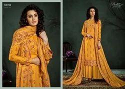 Ruhani Vol 3 By Belliza Pashmina Winter Salwar Kameez Collection