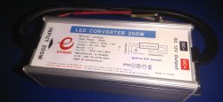 Ultra Compact LED Driver