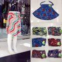 Lycra Cotton Printed Ladies Skirt
