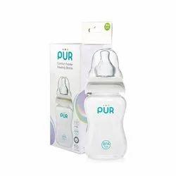 Pur Comfort Feeding Slim Neck Bottle 4 oz/125ml