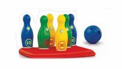 Kids Indoor Play Ground Equipment THE BOWLING SET