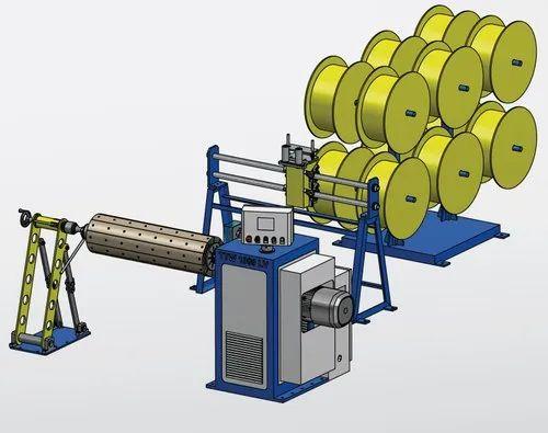 L.T Coil Winding Machine