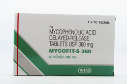Mycofit -S 360Mg Tablets