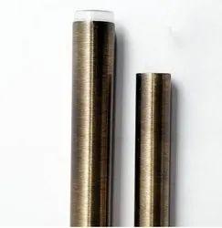 52-144 inch Antique Brass Add On Rod