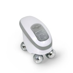 EMS 3D Roller Massage Face Neck Chin Body Massager Electric Full Body Massage Rolling Lift