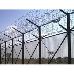 Security Barbed Fencing Wire