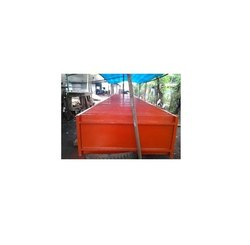 Powder Coated Steel Fabrication Works of Pile Tester