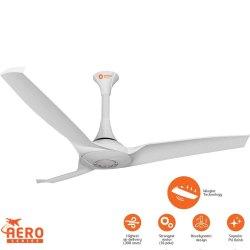 Orient Electric Aerostorm 1320mm Premium Ceiling Fan (White)