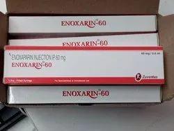 Enoxarin-60 Enoxaparin Injection 60mg/0.6ml