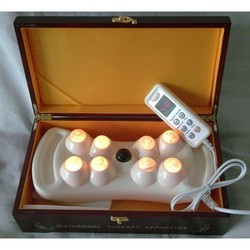 9 Ball Jade LCD Massager Vibrator