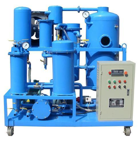 DVT Oil Filtration Machine