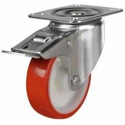 P U Caster  Wheel