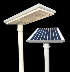Lithium Ferro Phosphate All In One Solar Street Light