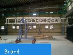 Aluminium Tiltable Tower Ladder