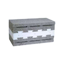Insulated Concrete Block, Size (inches): 9 In. X 3 In. X 2 In