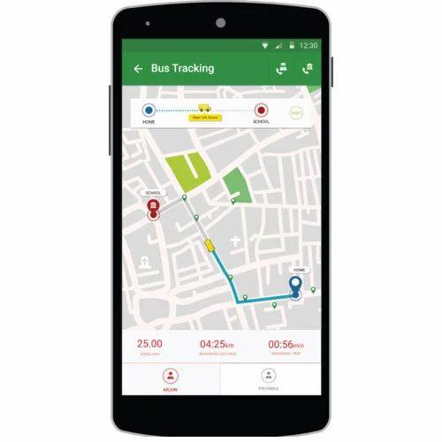 School Bus Tracking Application