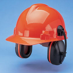 Helmet With Earmuff