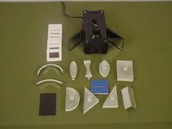 CPR-607 Light Box And Optical Set