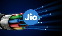 Wired Jio Giga Fibre Broadband, 100 Mbps, 799