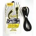 Hitage WB-13 Data Line Cable 1200mm Type C