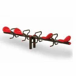 OKP-STA-018 4 Seater Sea-Saw