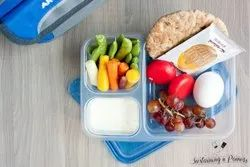 Biopac 3CP Meal Tray