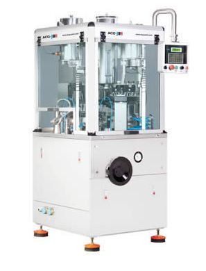 Af-90t (automated capsule filling machine with output upto 90000.