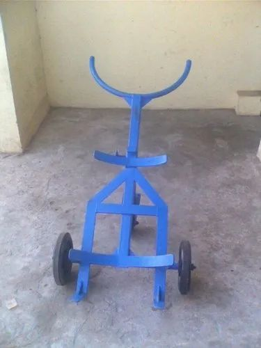 3 Wheel Drum Trolley