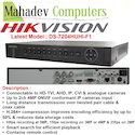 Black Ds-7b04huhi-k1 Hikvision Dvr