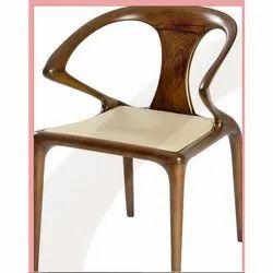 Brown Wood Fancy Wooden Chair