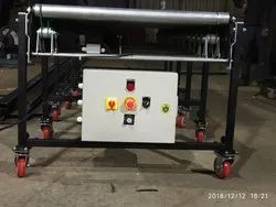 Flexible Expandable Motorized Roller Conveyor