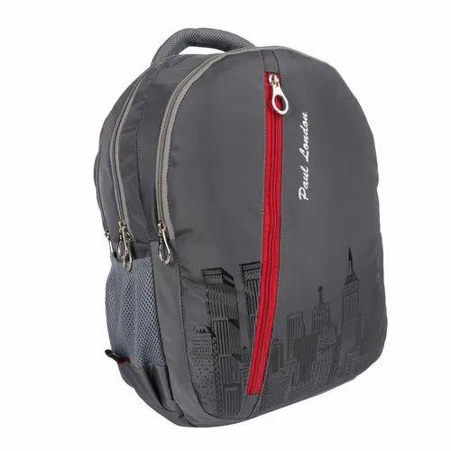 d4c96425bd Pu 1000 D Waterproof Laptop Backpack, Rs 490 /piece, Mundra Traders ...