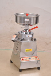 SS Table Top Flour Mill 1HP